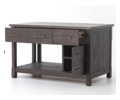 Looking for a Kitchen Island?  Consider the Patten Kitchen Island | free-classifieds-usa.com