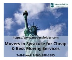 Movers in Syracuse for Cheap & Best Moving Services