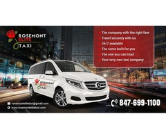 Rosemont Elite Taxi - 24 Hour Taxi Cab Service: Taxi and Transportation