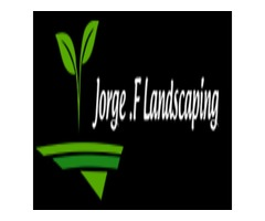 Jorge F Landscaping Services