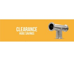 Clearance Sanitary Fittings Products   Upto 20% OFF