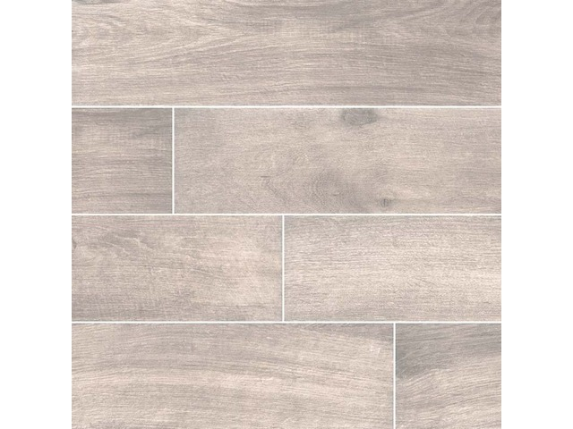 Shop For Cottage Smoke 8x48 Matte Wood Look Porcelain Tile | free-classifieds-usa.com