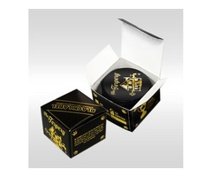 Get High-Quality Custom Printed Wax Boxes: