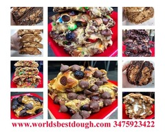 Buy Cookie Dough Online And Stuffed Cookies Delivery in New York