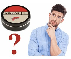 Is Mink Oil Good for Leather Work Boots? | Work Gearz