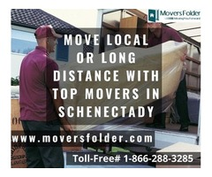 Move Local or Long Distance with Top Movers in Schenectady
