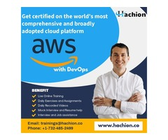 AWS with Devops Online Training