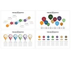 Timeline infographic   Slideheap