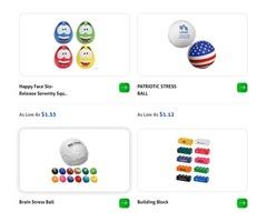 Quality & Assorted Brain Stress Balls at 1001stressballs.com