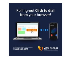 Vitel Global Communication and Collaboration Tools Increase The Productivity Of Your Employees &