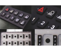 Melrose Systems, Manufacturer of Silicone rubber keypads in USA