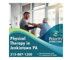 Physical Therapy in Jenkintown PA