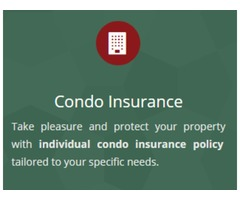 Homeowners Insurance and Condo Insurance at an affordable price