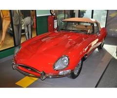1964 Jaguar E-Type E TYPE XKE