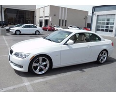 Car on sale 2011 WHITE BMW car for sale