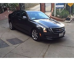 2015 Cadillac ATS 2.0 Turbo Luxury Package
