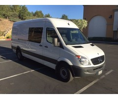 2011 Mercedes-Benz Sprinter Van 170