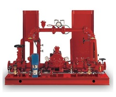 Diesel Driven Fire Booster Pumps NYC