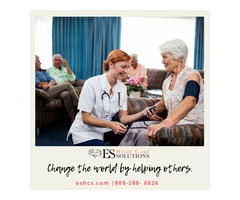 Change the World | E & S Home Care Solutions