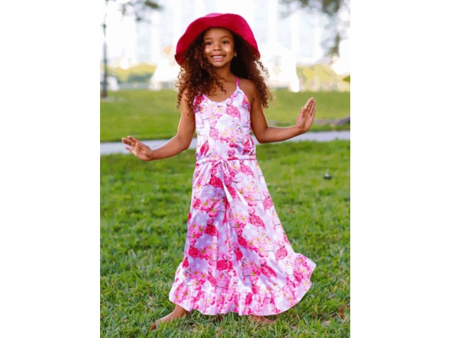 Girls Palazzo Jumpsuits - Miabellebaby | free-classifieds-usa.com