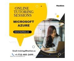 Azure  Online Training | Hachion
