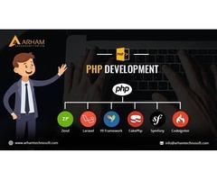 PHP Development Company USA   PHP Development Services