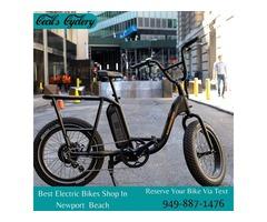 Best Electric Bikes Shop In Newport Beach