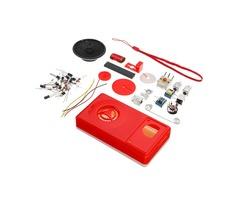 DIY HX108-2 Seven-Barrel Radio Kit Amplitude Modulation Radio Kit