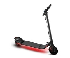 Ninebot ES2 Kick Scooter Folding Electric Scooter for Adults/Kids 36V 300W 25km/h Max Load 100kg (Sp