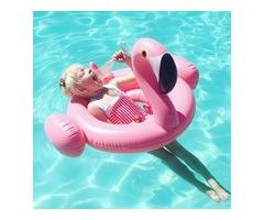 Swimming Air Mattress Baby Water Float Swimming Ring Fun Toy Kids Pool Seat