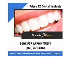 Frisco TX Dental Implants