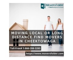 Moving Local or Long Distance Find Movers in Cheektowaga