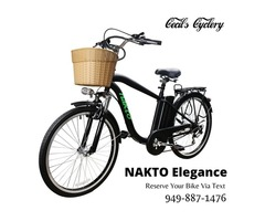 Best NAKTO Elegance Mini Bike in Newport Beach