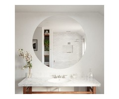 Get the Wide Range of Decorative Frameless Mirrors