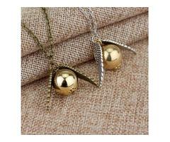 Time Turner Necklace Pendant