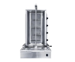 Commercial Vertical Broiler - Counter Top - 4 Burner