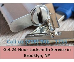 Get 24-Hour Locksmith Service in Brooklyn, NY