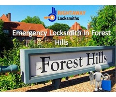 Emergency Locksmith in Forest Hills | 24 hour Locksmith