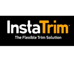 InstaTrim Peel and Stick Caulk Strips | Flexible Self Adhesive Molding