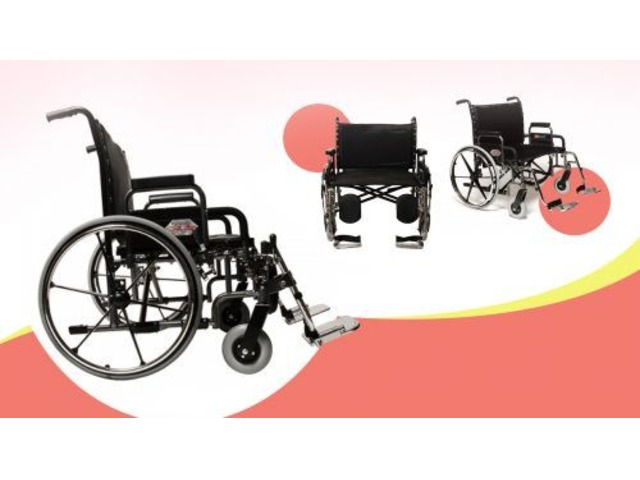 Heavy Duty Power Wheelchairs for Maximum Comfort and Easy Riding Experience | free-classifieds-usa.com