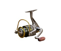12 Ball Bearing Metal Spool Fishing Reel 5.5:1 Folding Fishing Wheel
