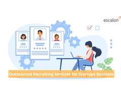 Outsourced Recruiting Services for Startups Business