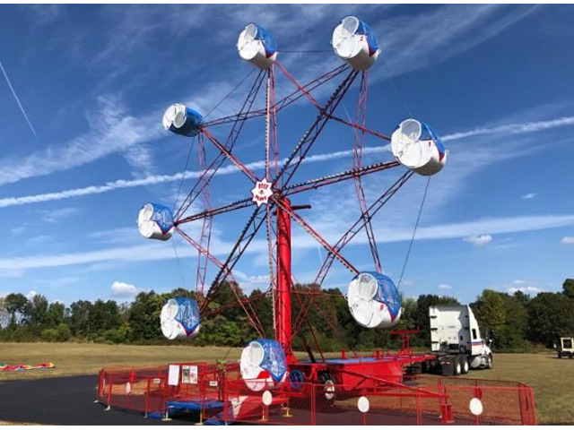 Are you looking for renting a Rock O Plane Ferris Wheel - Ferris wheel rent | free-classifieds-usa.com