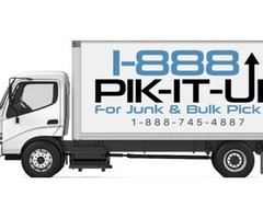 Call now for junk pick up