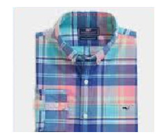 100% cotton long sleeve regular shirt