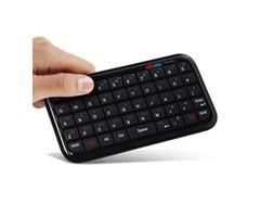 Arion Mini Bluetooth Keyboard w/Speakerphone & Dual Pairing Technology