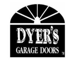 Aluminum and Glass Garage Door