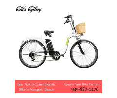 Best Nakto Camel Electric Bike in Newport Beach