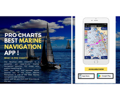 What is Pro Charts |  Marine Navigation App
