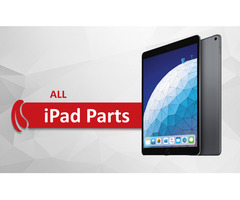 All iPad Parts available at Mobilesentrix